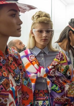 Milan Fashion Week: sporty, chic urban, lux - tendințe în materie de fashion pentru 2017
