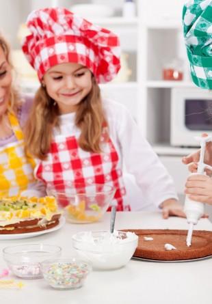 De ce ai nevoie pentru a prepara cele mai bune prăjituri pentru copii